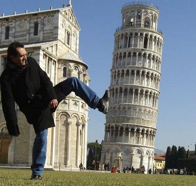 Neh dia penyebab Menara Pisa Miring Pic5
